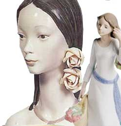 Click here for Lladro & NAO Sculptures
