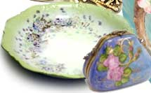 Click here for Limoges boxes, plates & more