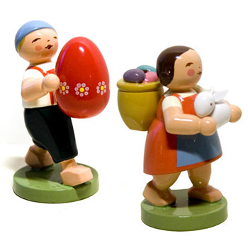 Easter Children, 1 Pair