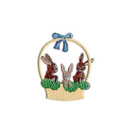 Bunnies in Basket