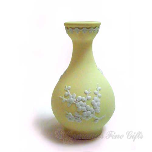 Teardrop Vase- yellow