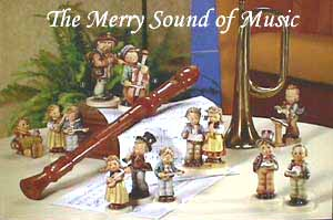 The Merry Sounds of Music
